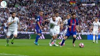 مبارة كاملة  ريال مدريد و برشلونة  | 2-3  | الدوري الإسباني |  23-4-2017 | تعليق فهد العتيبي