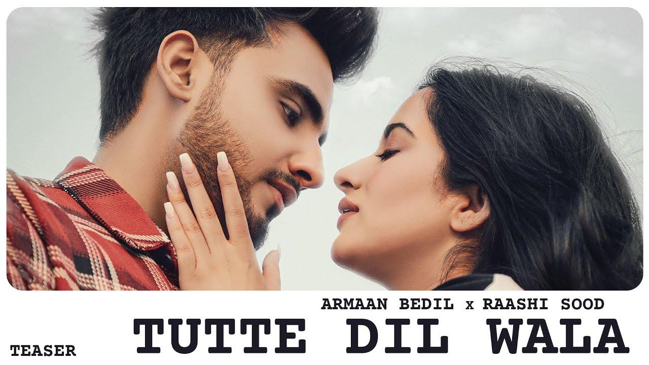 Tutte Dil Wala (Teaser) | Armaan Bedil Ft Raashi Sood | Sara Gurpal| Latest Punjabi Teaser 2020