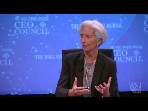 Christine Lagarde on Reform in the European Union