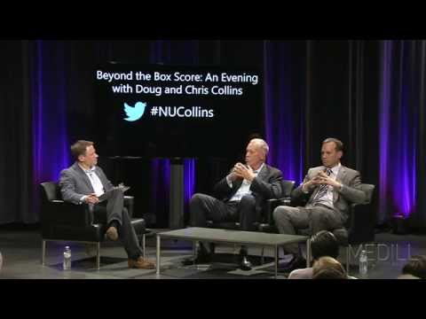 Beyond the Box Score: An Evening With Doug & Chris Collins