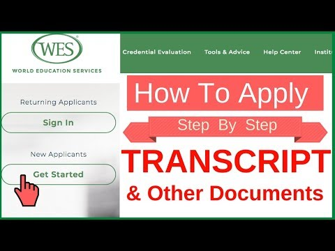ECA: Education Credential Assessment - How to Apply | WES Canada 🇨🇦( Express Entry 2018)
