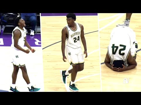 Kyree Walker FIGHTS to Keep Moreau Catholic in STATE CHAMPIONSHIP VS Esperanza! FULL HIGHLIGHTS