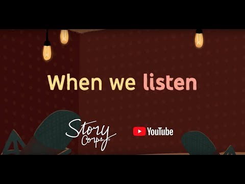 When we listen trailer | StoryCorps x YouTube