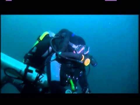 extreme diving school Puerto Palera Philippines