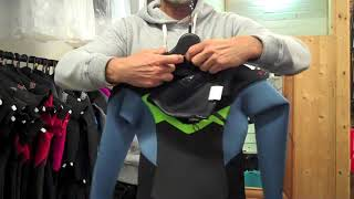 Oneill Original 5/4mm Winter Wetsuit Series Review 2018