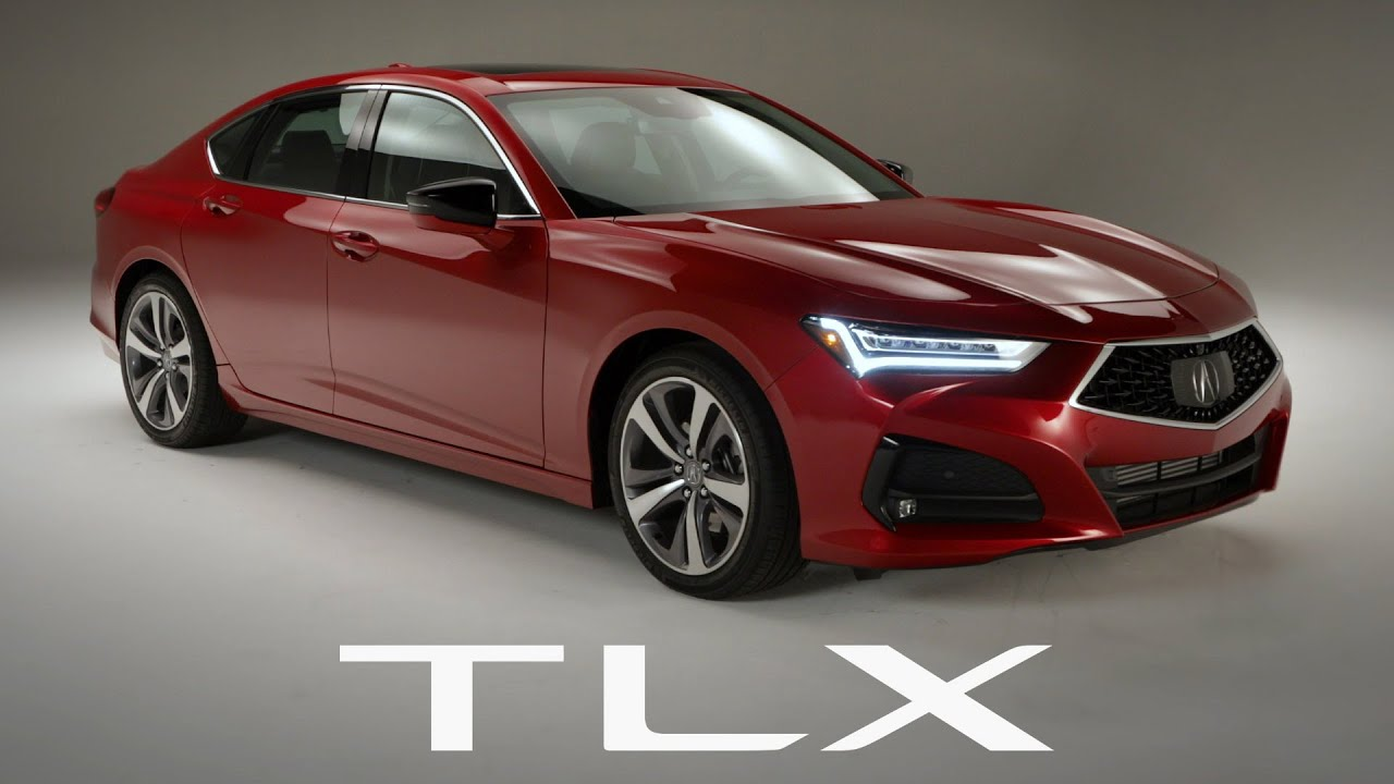 2021 acura tlx – debuts with sharp style and turbo engine
