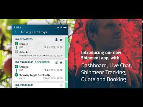 Europe – Sealand, A Maersk Company - Apps on Google Play