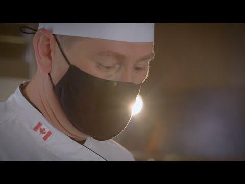 Air Canada : Rebienvenue dans notre salon Feuille dérable de Calgary