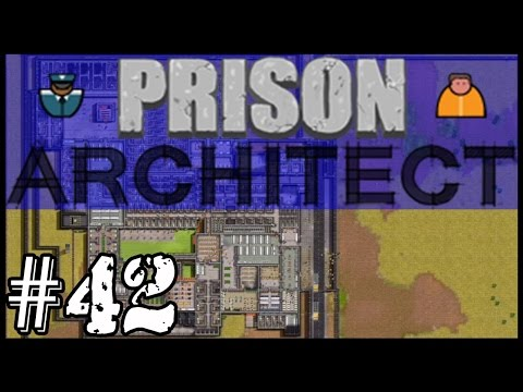 Crowded Prison | Prison Architect Part 42