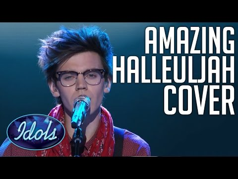 Amazing Hallelujah Cover Sung On Acoustic By MacKenzie Bourg On American Idol