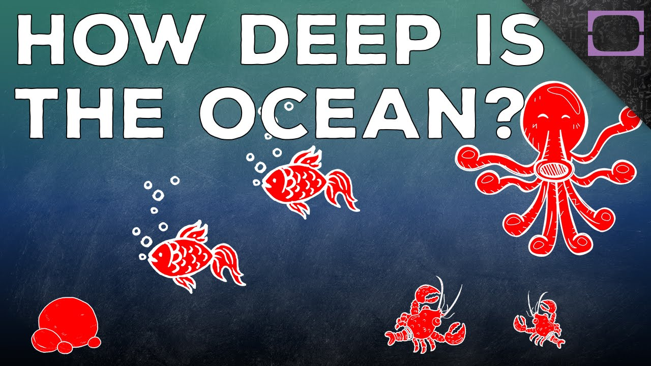 How Deep Is The Ocean?  Youtube