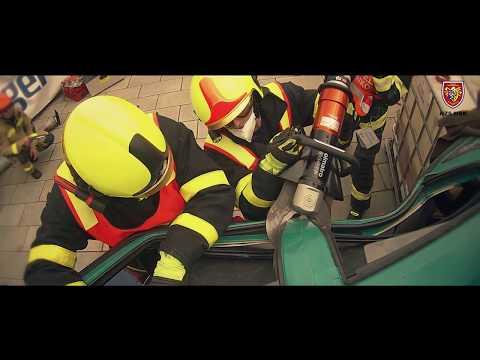 13.5.2017 Krajská soutěž hasičů ve vyprošťování v Novém Jičíně