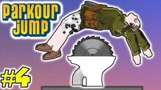 PARKOUR JUMP - CONTINUIAMO A FARCI MALE! - Android - (Salvo Pimpo's)