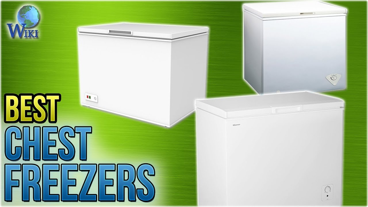 9 Best Chest Freezers 2018 Youtube 100 Freezer Box