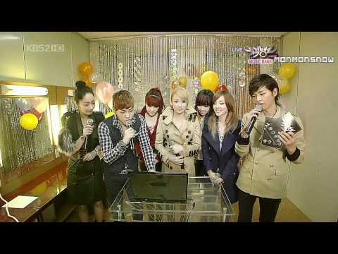 Wheesung & 2NE1 Interview (Sep 17. 2010)