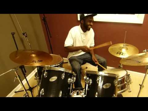 Corey Jones drum solo