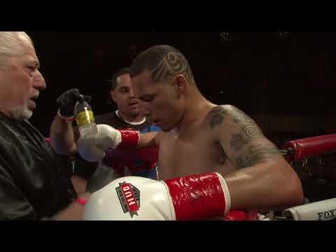 CES Boxing: Jose Rivera vs Corwin Farmer