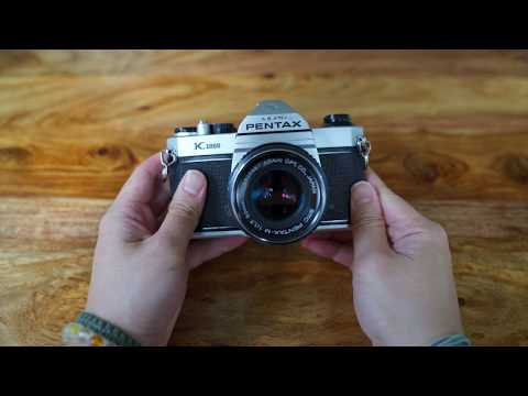 Pentax k1000 Sights and Sounds