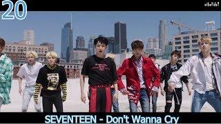 TOP 20 KOREAN SONGS (MAY 28, 2017)