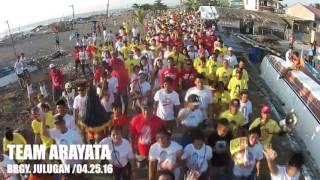 Team Arayata - Barangay Julugan Campaign