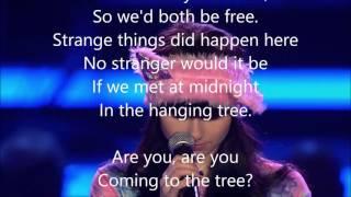 Jamie Lee Kriewitz - The hanging tree Lyrics