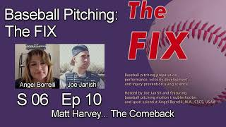 Teaching Moment  Baseball Pitching: The FIX - S06 E10 - How to Evaluate Video of Stride Foot Contact