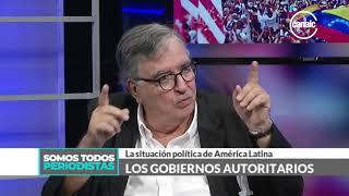 Luis Zarzaga: La situación política de América Latina