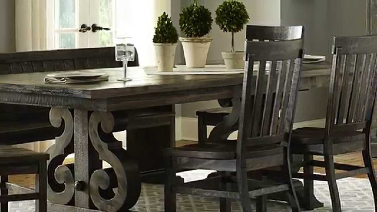 Gentil Jeromeu0027s Furniture | Hacienda Dining   YouTube