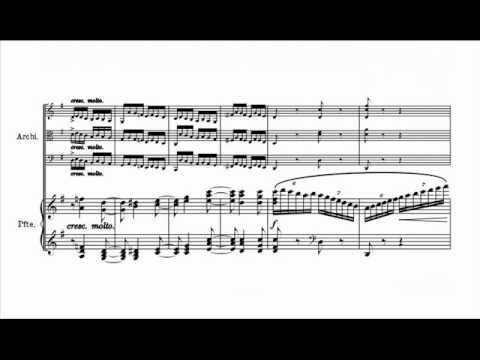 Brahms - Cuarteto Opus 25 - 4. Rondo alla zingarese