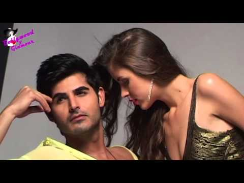 Omkar Kapoor at Photo Shoot for Brand  'Mezno Deo'
