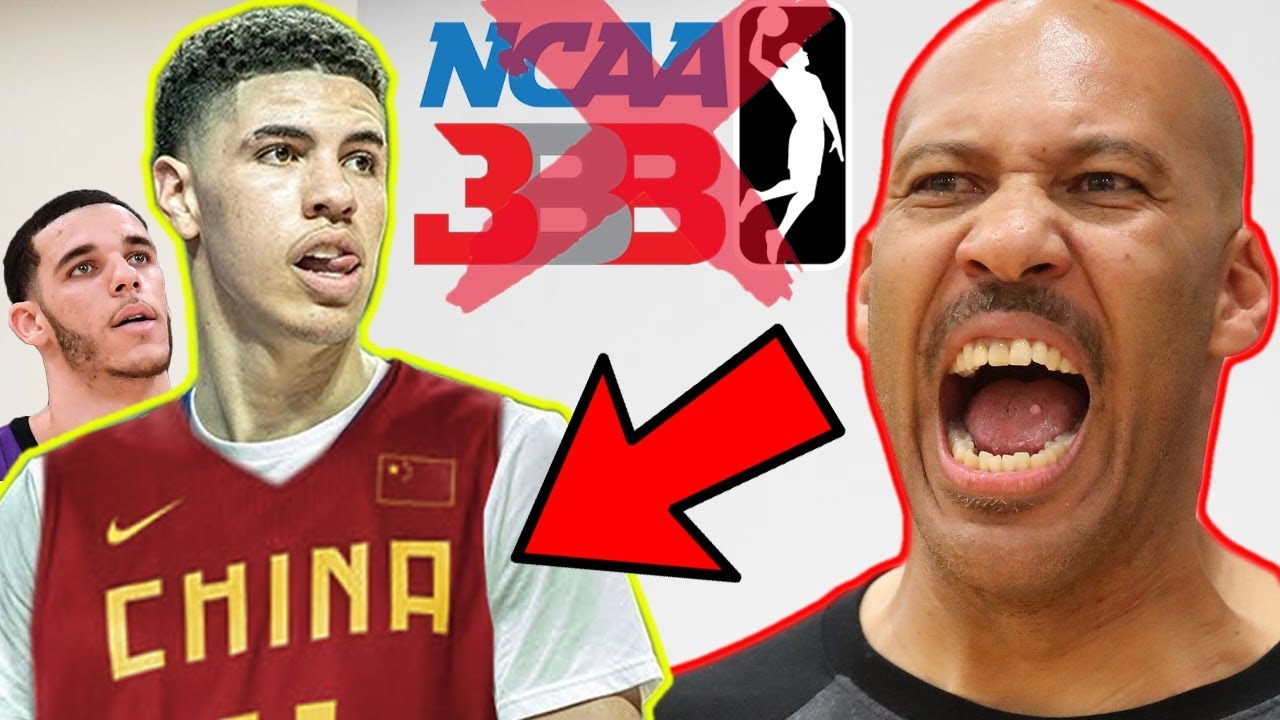 LaMelo Ball, youngest brother of Lonzo Ball, announces plan to play in Australia ahead of 2020 NBA Draft