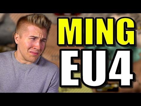 Europa Universalis 4 [EU4] Ming! Emperor of China - Mandate of Heaven Gameplay: Part 1