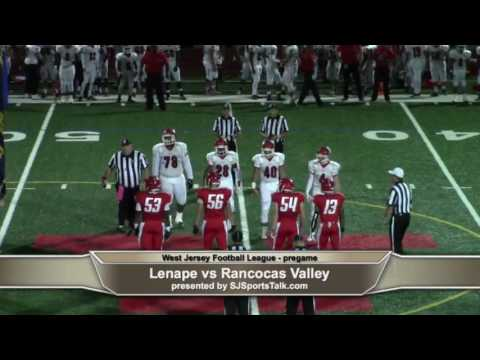 West Jersey Football League  Lenape at Rancocas Valley 35743b901