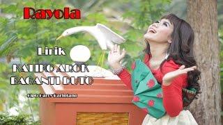Download lagu Rayola - Katiko Arok Baganti Duto