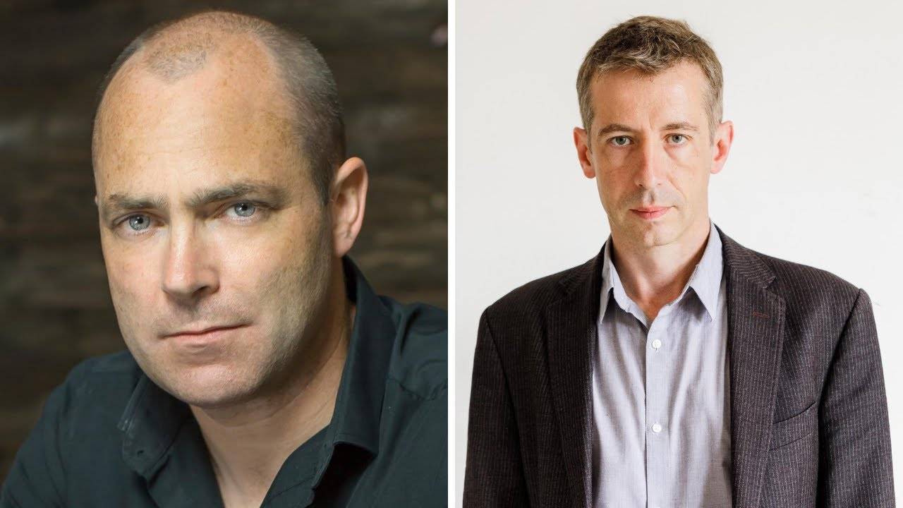 Download Donal Ryan in conversation with Michael Hughes