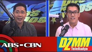 DZMM TeleRadyo: Bato sa anak na tagilid sa 2 PNPA subjects: 'Uwi na tayo kung ayaw mo na'