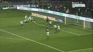 Highlights Juventus 0-1 AC Milan - 05/03/2011