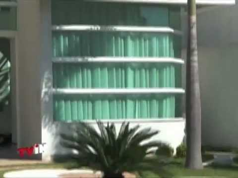 Casa Integrada, projeto arquiteto Aquiles Nicolas Kilaris