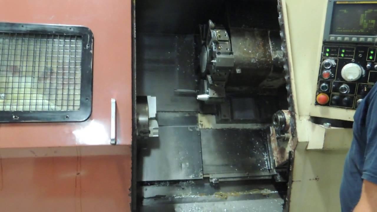 Okuma Howa ACT-4 CNC Lathe