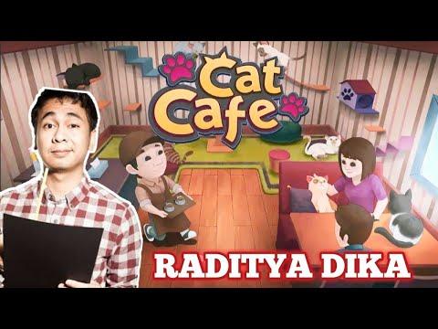 INI DIA GAME OFFLINE RADITYA DIKA!! - CAT CAFE (Android+Link Download)