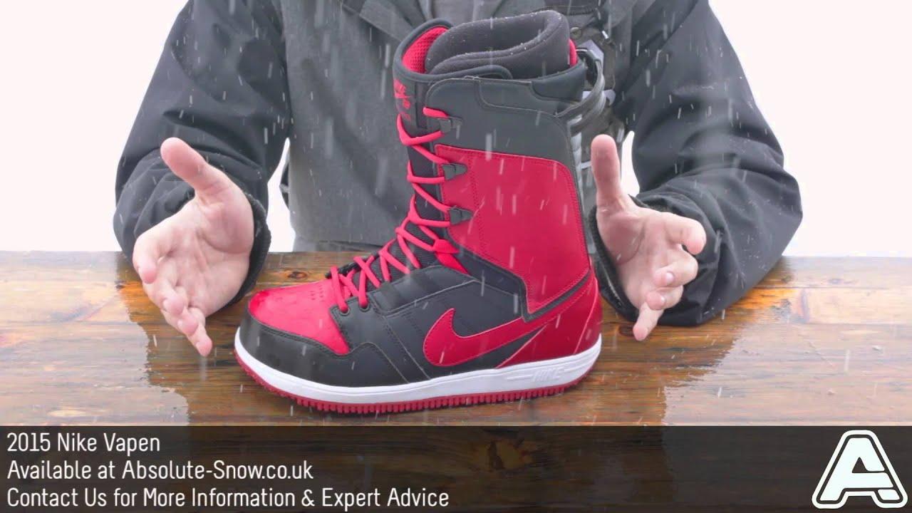 9ceabab726641 ... usa 2014 2015 nike vapen snowboard boots video review 01c1b 61c71