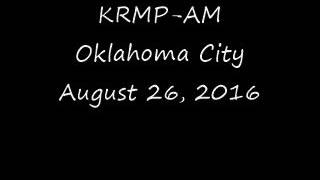 KRMP AM Oklahoma City August 26, 2016