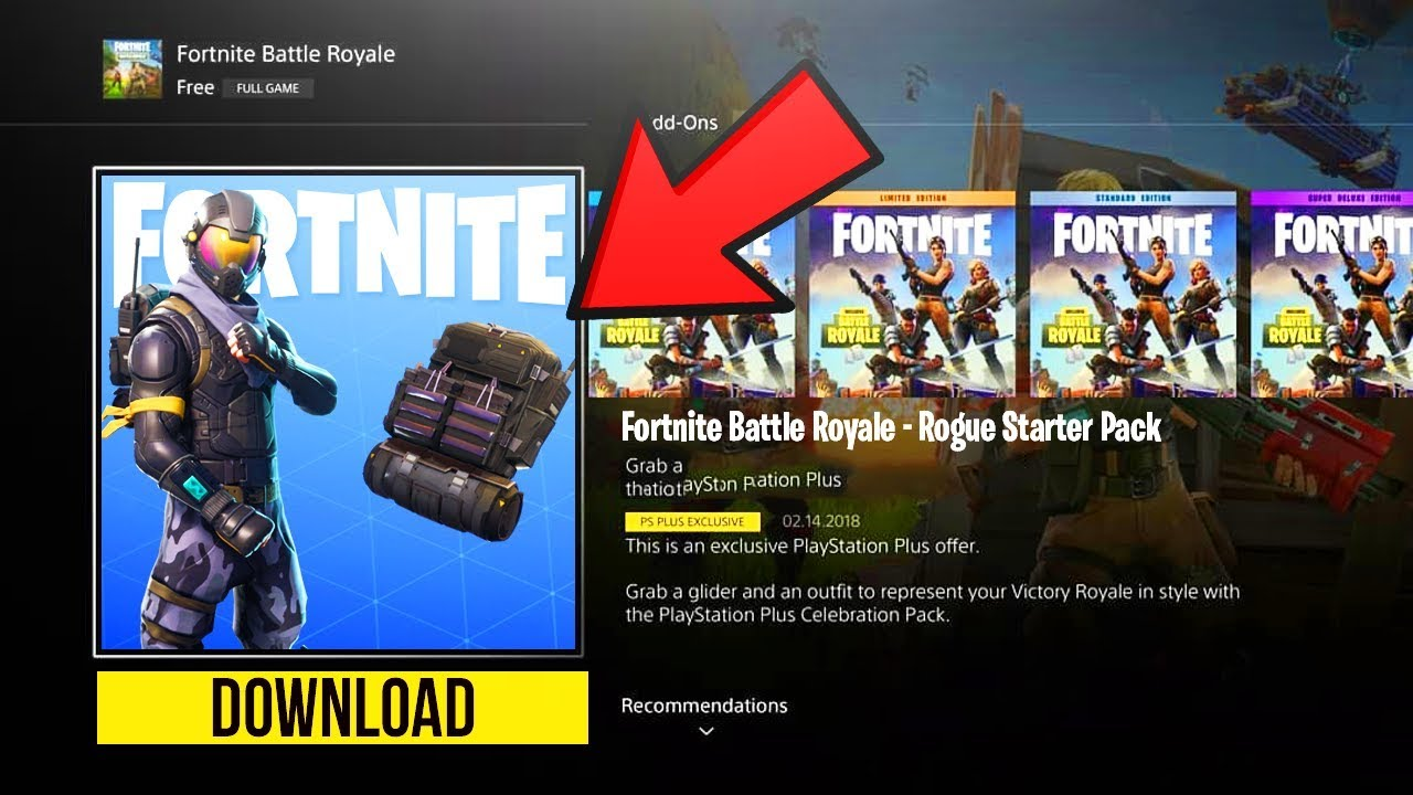 fortnite how to download without code
