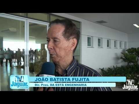 Presidente da está engenharia diz Hospital Regional do baixo Jaguaribe será concluída em 24 Meses