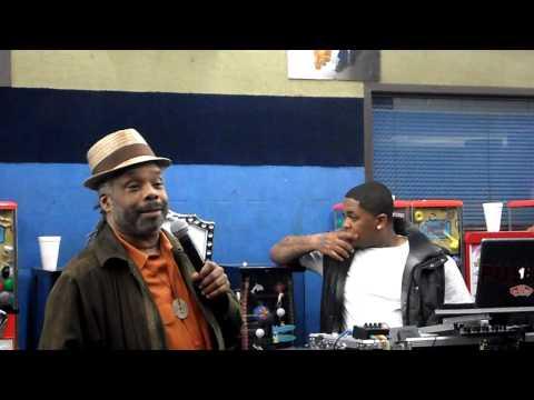 Doctah B Sirius on Music & Health