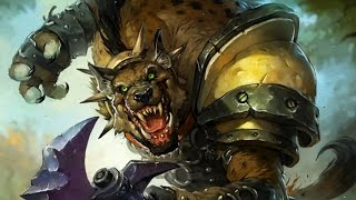 The Story of Hogger [Hearthstone Lore]