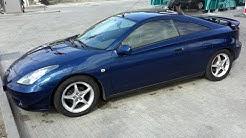 Toyota Celica 2001 car audio project part 1
