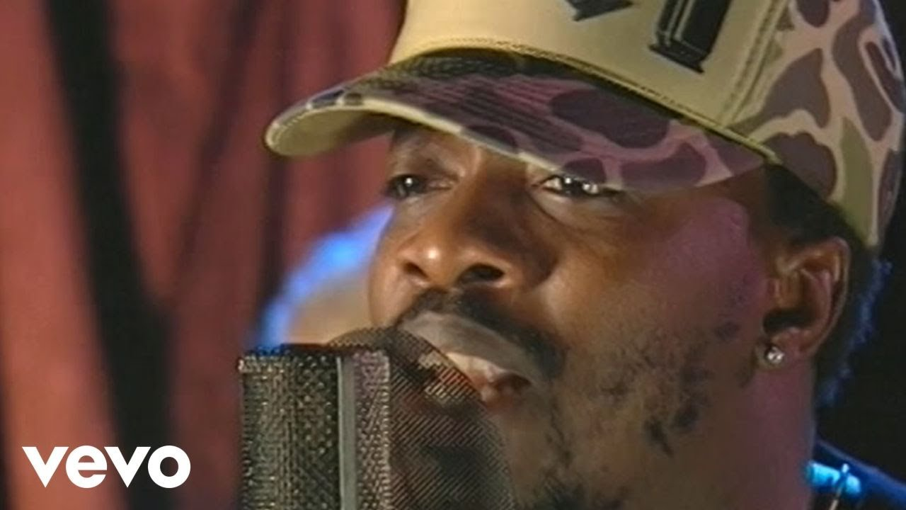 Anthony Hamilton - Comin' from Where I'm From (Sessions @ AOL 2003)