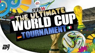 THE WORLD CUP FINAL! GERMANY VS ITALY! | FIFA 14 Ultimate Team