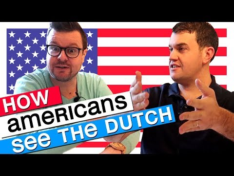 HOW AMERICANS VIEW THE NETHERLANDS - New Yorker Talks Dutch Culture [ USA VS NL ]